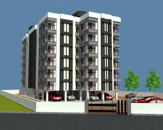 Residential Apartment for Sale in Thrissur, Chalakudy, Chalakkudy, KSRTC - NSS, CMI School