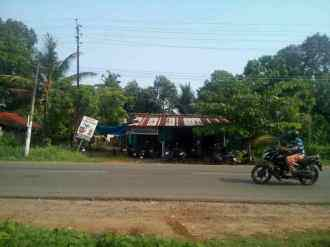 Commercial Land for Sale in Kottayam, Kottayam, Kumarakom, on NH47 Attamangalam Church Road,near Nedumchira Petrol Pump