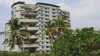 Residential Apartment for Sale in Ernakulam, Kadavanthra, Kochu kadavanthra, Pearls Garden View Bldg