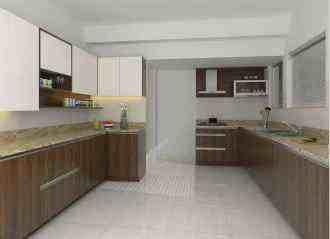 Residential Apartment for Rent in Ernakulam, Kakkanad, Chithettukara