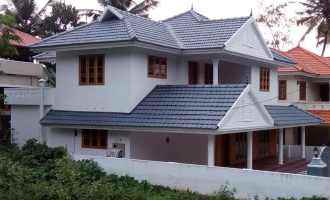 Residential House/Villa for Sale in Kottayam, Changanassery, Cheeranchira