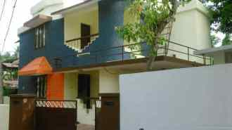 Residential House/Villa for Rent in Trivandrum, Poojappura, SBT HO