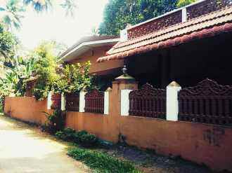 Residential House/Villa for Sale in Pathanamthitta, Thiruvalla, Venpala, Panachimootil Bridge