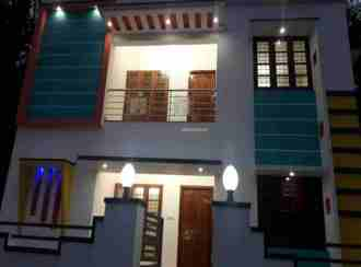 Residential House Villa for Sale in Trivandrum, Kazhakoottam, Kaniyapuram
