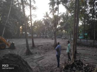 Commercial Land for Sale in Alleppey, Mavellikkara, Perungala