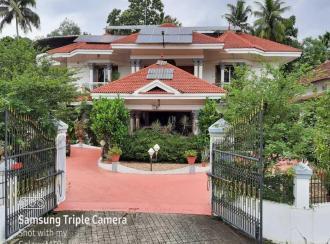 Residential House Villa for Sale in Pathanamthitta, Kozhencherry, Thekkemala
